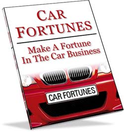 Car Fortunes: Make a Fortune In The Car Business